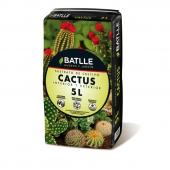 Tierras Y Sustratos - Sustratos Vegetales - Sustrato Cactus 5l Batlle