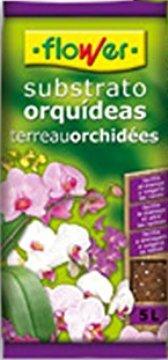 Tierras Y Sustratos - Sustratos Vegetales - Sustrato Orquideas Flower 5l