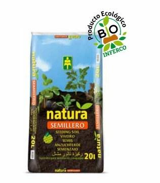 Tierras Y Sustratos - Sustratos Vegetales - Sustrato Semilleros 20l Ecologico Bio
