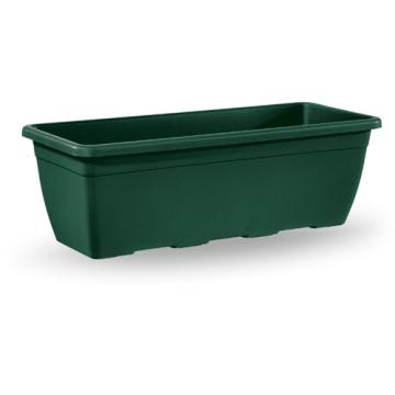 Macetas Y Jardineras - Jardineras Plastico - Jardinera Plastico Naxos Verde