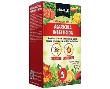 Abonos Y Fitosanitarios - Insecticidas - Acaricida Insecticida 40gr
