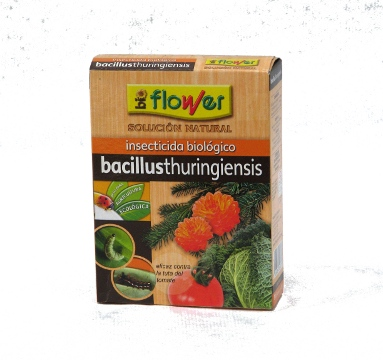 Productos Ecologicos - Insecticidas Ecologicos - Bacillus Thuringiensis 10gr