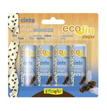 Abonos Y Fitosanitarios  Ecologicos - Insecticidas Ecologicos - Cinta Encolada Moscas