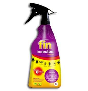Abonos Y Fitosanitarios - Insecticidas - Insecticida Fin Insectos Pistola 1l