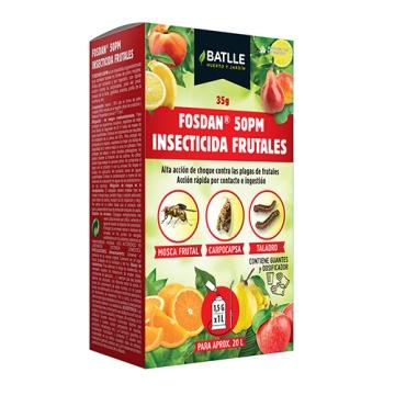 Abonos Y Fitosanitarios - Insecticidas - Insecticida Frutales 35gr