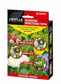 Abonos Y Fitosanitarios - Insecticidas - Acaricida Insecticida Total 30ml
