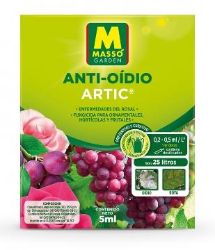 Abonos Y Fitosanitarios - Fungicidas - Anti-oidio Sistemico 5ml