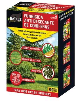 Abonos Y Fitosanitarios - Fungicidas - Fungicida Antidesecante Coniferas 200g