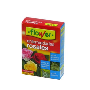 Abonos Y Fitosanitarios - Fungicidas - Fungicida Enfermedades Rosales 10 Ml