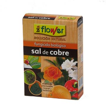 Productos Ecologicos - Fungicidas Ecologicos - Sal De Cobre Bioflower