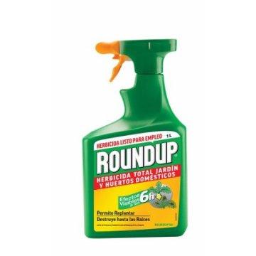 Abonos Y Fitosanitarios - Herbicidas - Herbicida Pistola Roundup 1 Litro
