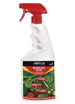 Abonos Y Fitosanitarios - Herbicidas - Herbicida Total Pistola 750cc