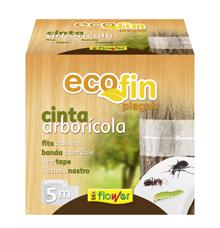 Abonos Y Fitosanitarios  Ecologicos - Insecticidas Ecologicos - Cinta Encolada Arboricora Bioflower