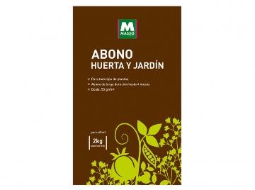 Abonos Y Fitosanitarios - Abonos Quimicos - Abono Huerta Y Jardin Bolsa 2kg