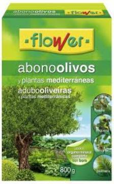 Abonos Y Fitosanitarios - Abonos Quimicos - Abono Olivos Y Plantas Mediterraneas 800gr