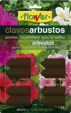 Abonos Y Fitosanitarios - Abonos Quimicos - Abono Clavos Arbustos 8uds Blister