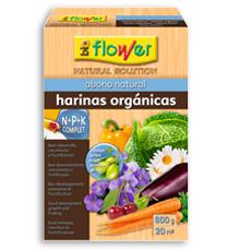 Abonos Y Fitosanitarios  Ecologicos - Abonos Ecologicos - Abono Harinas Organicas 800gr