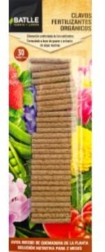 Abonos Y Fitosanitarios  Ecologicos - Abonos Ecologicos - Clavos Fertilizantes Organicos Eco 30 Barritas