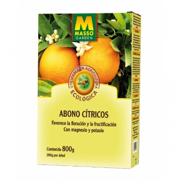 Productos Ecologicos - Abonos Ecologicos - Abono Citricos Uae 800gr