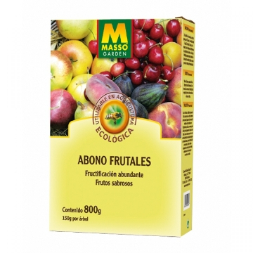 Productos Ecologicos - Abonos Ecologicos - Abono Frutales Uae 800gr
