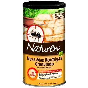 Productos Ecologicos - Insecticidas Ecologicos - Insecticida Max Hormigas 250gr Naturen