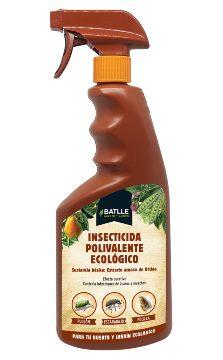 Productos Ecologicos - Insecticidas Ecologicos - Insecticida Polivalente Eco Pistola 750ml
