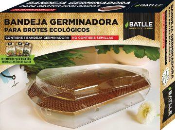 Semillas Ecologicas - Semillas Ecologicas - Bandeja Germinafacil De Brotes
