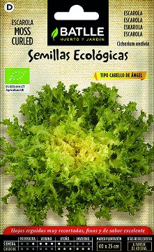 Semillas Ecologicas - Semillas Ecologicas - Semillas Ecologicas Escarola Cab.angel 1gr