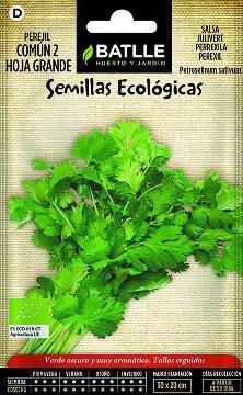Semillas Ecologicas - Semillas Ecologicas - Semillas Ecologicas Perejil Comun 5gr
