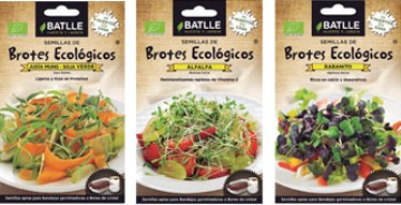 Semillas Ecologicas - Semillas Brotes Ecologicos - Semillas Brotes Ecologicos